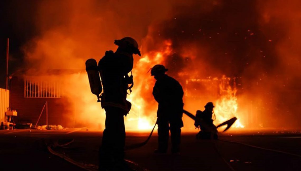 Lessons learnt from fighting a fire - Steadfast