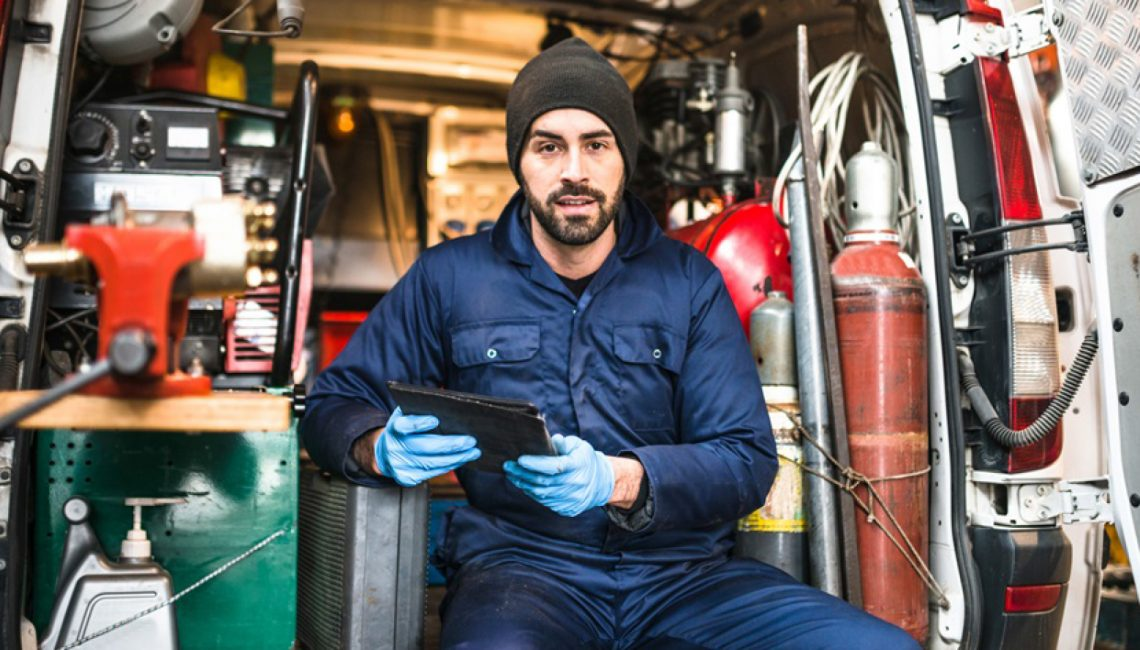 5 tech-savvy ways to prevent tools being stolen - Steadfast